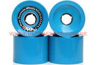 SECTOR NINE - RODA SECTOR 9 RACE FORMULA 72MM 80A BLUE