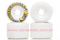 SECTOR NINE - RODA SECTOR 9 BUTTERBALLS SLIDE FORMULA 65MM 80A
