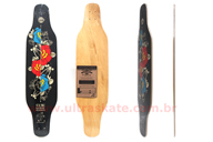 CUSH - SHAPE CUSH LONGBOARDS WOMAN SPEED SQUARE 39.4""