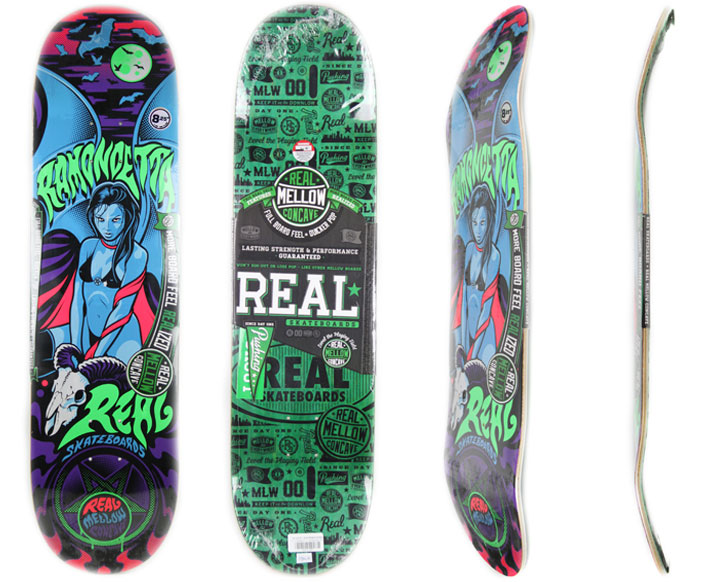 REAL - SHAPE REAL RAMONDETTA MELLOW FLASHBACK 8.25
